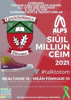 Siúil Milliún Céim 2021