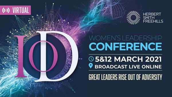 IoD Women's Leadership Conference